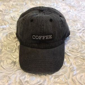 Coffee Baseball Hat